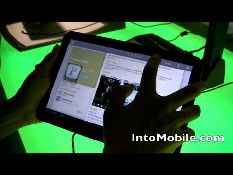 Hands on Android 3 0 Honeycomb   Tablet optimized Android OS with multitasking and modular app panes