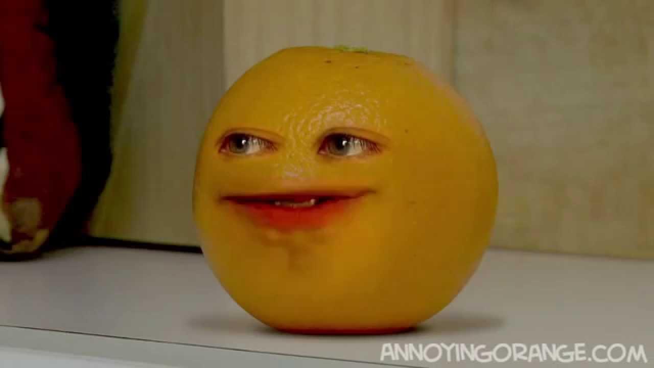 Найдено на ЯндексВидео Надоедливый Апельсин 1 серия