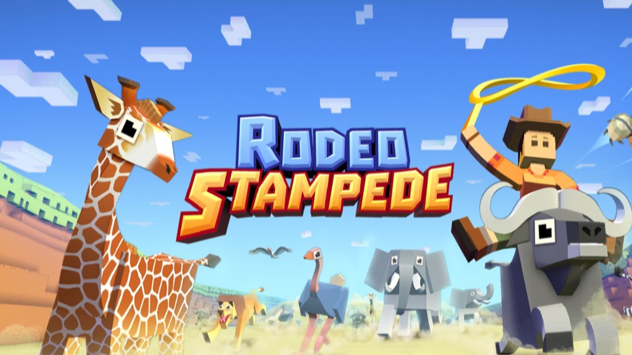 Official Rodeo Stampede Sky Zoo Safari By Featherweight