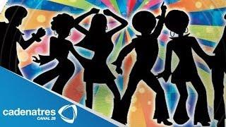 Aprende a bailar la música de los 70´s /Nuestro Día