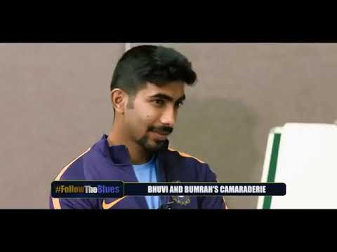 Bumrah and bhuvi interview