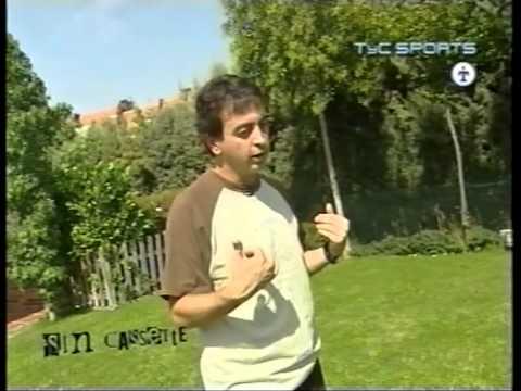 Sin Cassette - Sergio Agüero - Madrid 2006