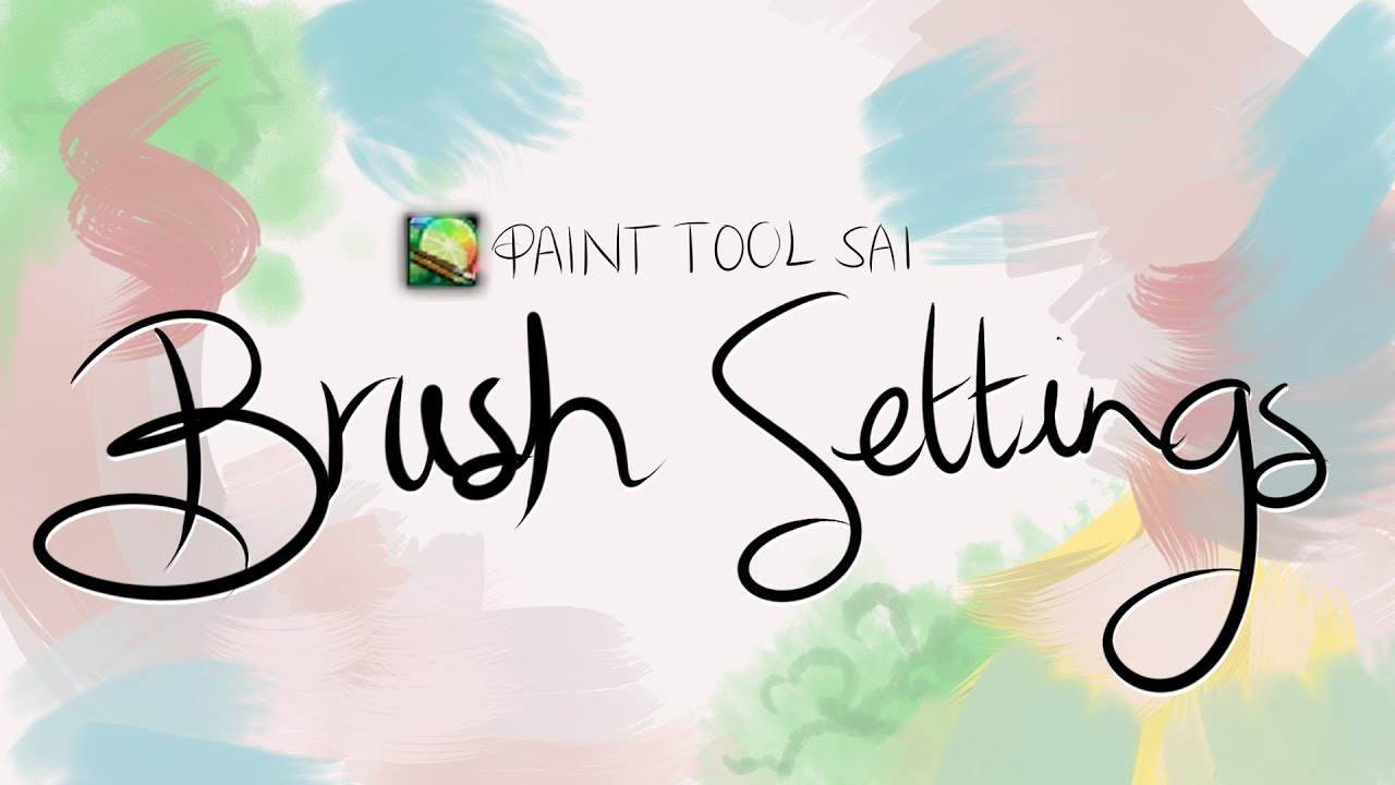 sai custom brushes download