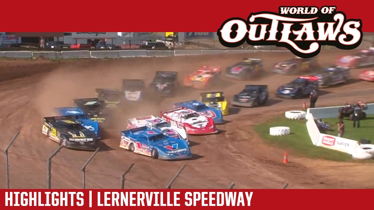 world of outlaws craftsman late models lernerville speedway june