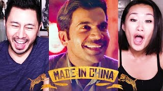 MADE IN CHINA | Rajkummar Rao, Sumeet Vyas, Boman Irani & Danni Wang! | Trailer Reaction