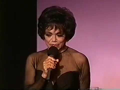 Eartha Kitt--Uska Dara, 1995 Live Performance