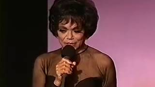 eartha kitt  uska dara 1995 live performance