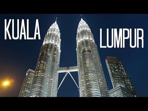 10-HOUR LAYOVER // Kuala Lumpur, Malaysia