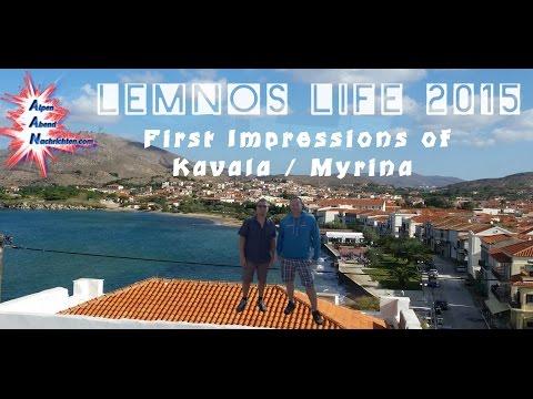 [Altis] Lemnos Life 2015 - Kavala / Myrina -  First Impressions