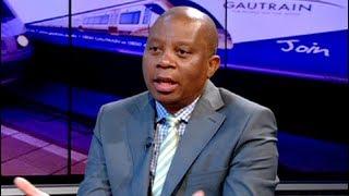 Joburg Mayor Mashaba on decision to cut Sandton Gautrain station water supply