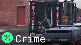 Police Respond to 'Active Shooter Situation' in Jersey City, NJ