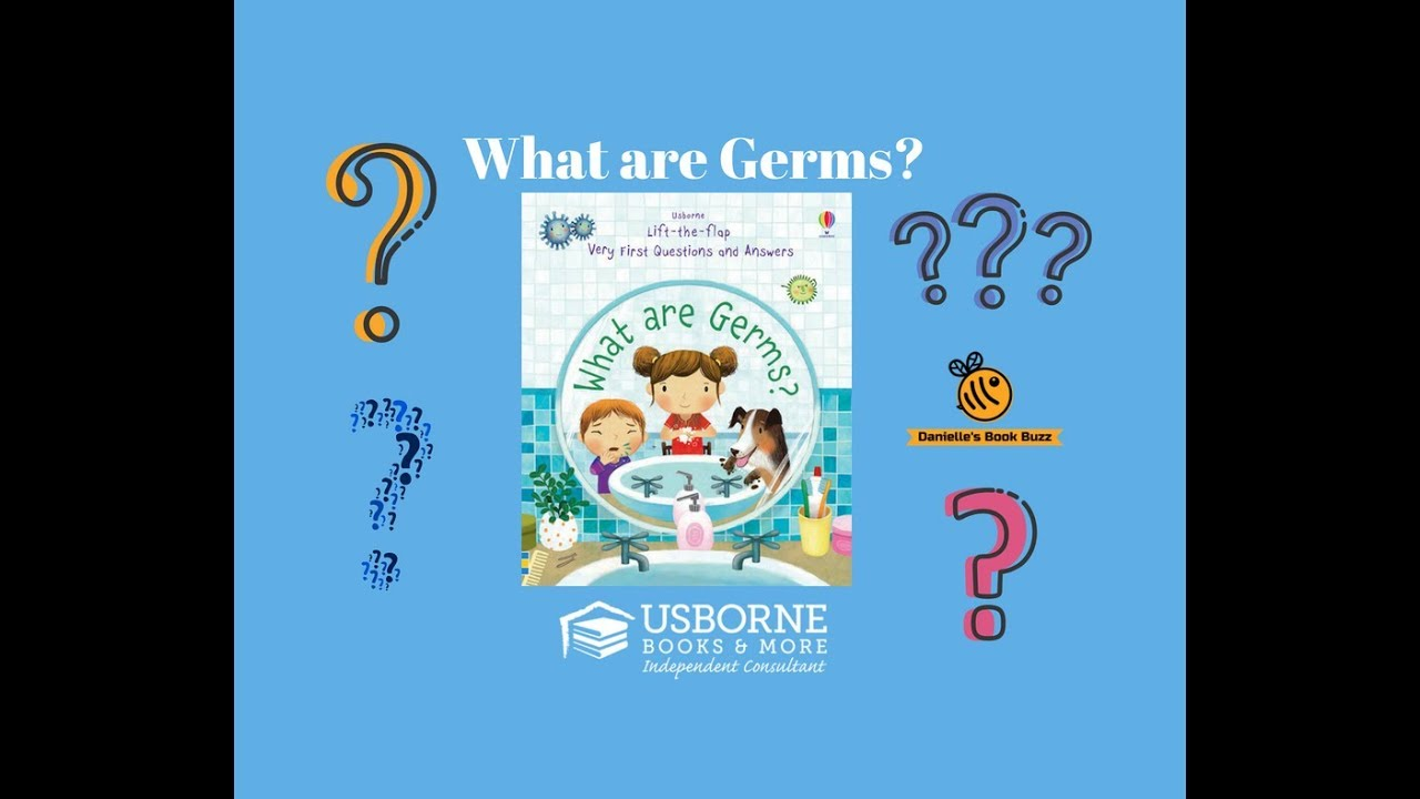 What Are Germs Usborne Books More Sneak Peak Youtube