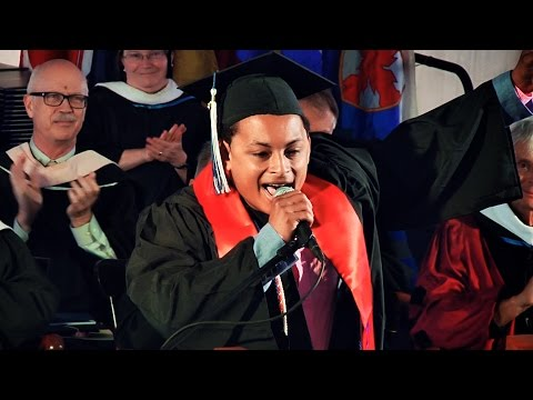 Commencement 2016: Kevin Marin '16