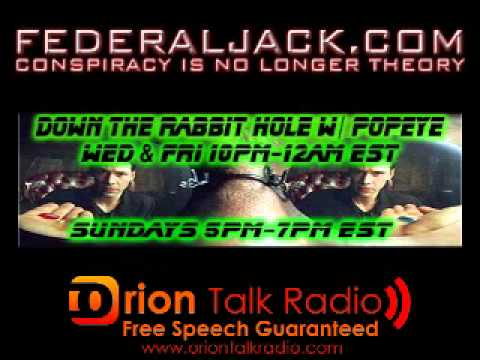 Down The Rabbit Hole w_ Popeye (07-11-2012) FDA Raids Lase Med Inc