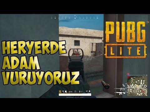 EN HEYECANLI ŞEHİR ÇATIŞMASI   Pubg Lite Pc Türkçe Gameplay