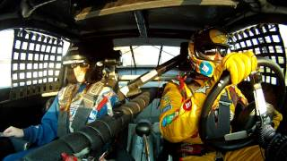 Atlanta Motor Speedway Ride With Kyle Busch 2011