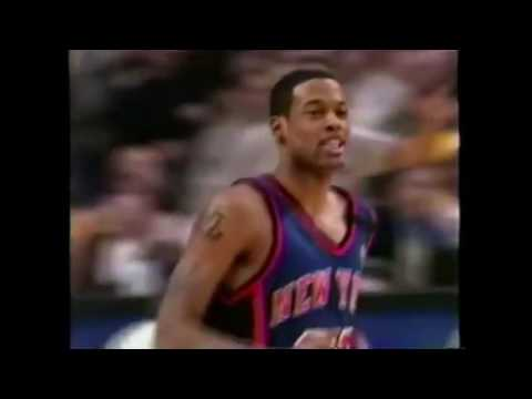 Marcus Camby 21pts @ Pacers 1999 Playoffs Gm5
