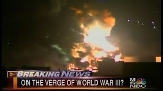 Warning: World War III is slowly beginning~ Wake Up!