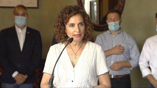 Montero elude opinar de la investigación a Podemos