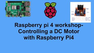Raspberry pi 4 workshop-  Cont…