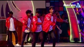 Sairam Engineering College Cultural 2018 - MECH BOYS DANCE   Chennai