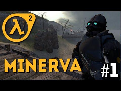 Minerva Metastasis ● Half-Life 2 МОД ● Прохождение Часть 1
