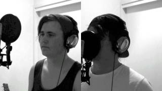 Structures - Divided By Vocal Cover (Bill Ferguson and Harley Clark)