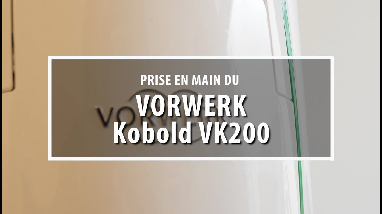 test du vorwerk kobold vk200 la fausse bonne id e de l 39 aspirateur laveur brosseur youtube. Black Bedroom Furniture Sets. Home Design Ideas