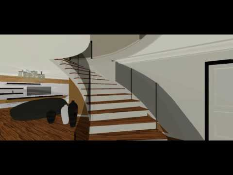 Walk through - New Europa house design