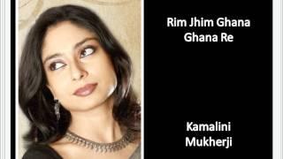 Download Rabindra Sangeet - Rim Jhim Ghana Ghana Re - Kamalini Mukherji MP3 song and Music Video
