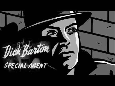 Dick Barton - Special Agent: The Secret Weapon, part 1 of 10