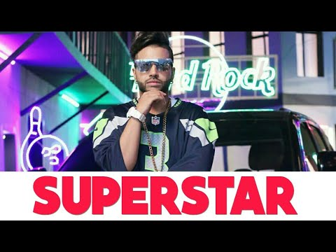 SUPERSTAR Song | LYRIC Version | SukhE & Divya Bhatt | Full HD Video | The AMK