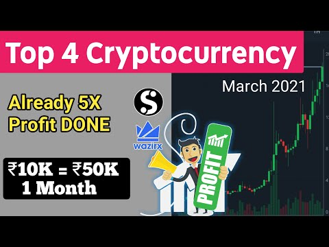 Top 4 Profitable Cryptocurrency March 2021 | Best Cryptocurrency To Invest 2021 | Crypto News Today