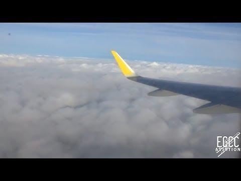 Vueling A320-200 Manchester - Barcelona Full Flight 30/10/18