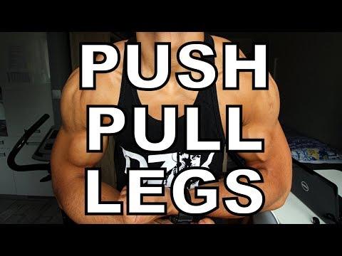 Instrukcja Obsługi - Push&Pull&Legs [ NA NIM ROSŁEM NAJLEPIEJ ] + przykładowy plan