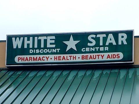ASMR | White Star Shopping Haul (Soft Spoken)