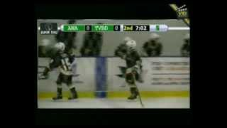 Ice Hockey: Anaheim Jr. Ducks Squirt B Team