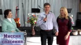 Помолвка  Вани и Карины в Церкви