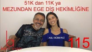 MEZUNDAN EGE DİŞ HEKİMLİĞİNE l 51K dan 11K ya
