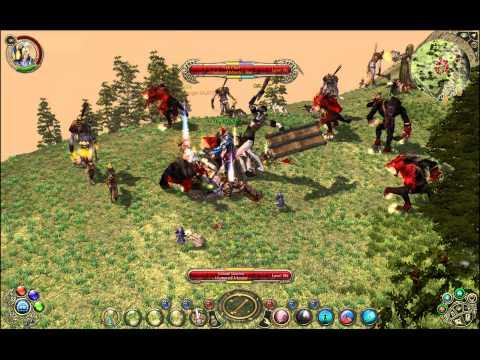 Sacred 2 - Boss #4: Daloriel, der Verdorbene von YouTube · Dauer:  3 Minuten 58 Sekunden