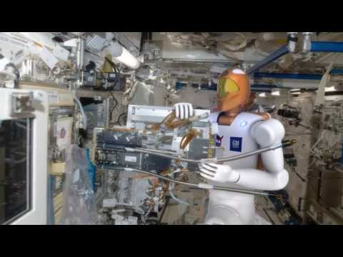 R2 on Space Station