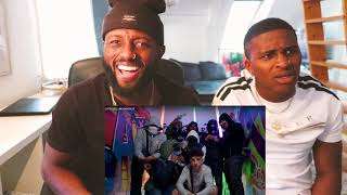 Z.E x Thrife x Nigma - KLICK [OFFICIELL MUSIK] REACTION
