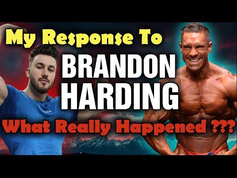 Why Did Brandon Harding Drop Me As HIS COACH?