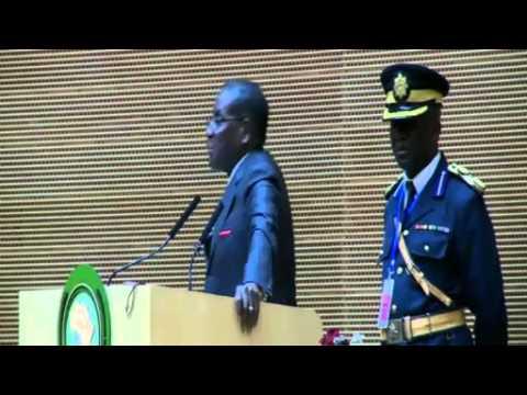Opening Statement by H.E. Mr. Robert Mugabe, President of the Republic of Zimbabwe