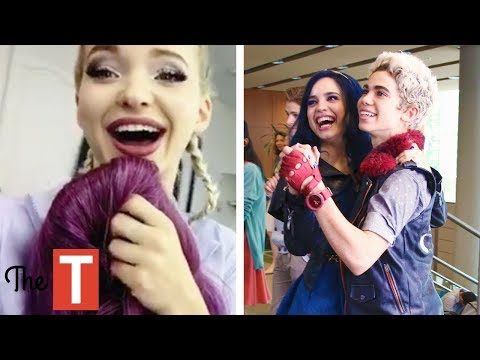 All The Cast Reactions To The Descendants 3 Announcement