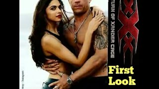 xXx Return of Xender: First Look: Vin Diesel & Hot Deepika Padukon Promotion in India in MUMBAI
