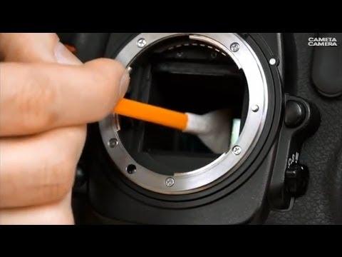 Cameta 101: How To Clean Your Camera's Image Sensor