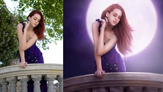 Fantasy Looks Retouching Photo Effects Photoshop Tutorial Editing(SUBSCRIBE for Photoshop tutorial ▻ http://bit.ly/rafy-A Hi everyone. in this video you'll see how to retouch fantasy manipulation effects. how to smooth the skin., 2016-12-09T13:03:03.000Z)