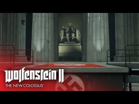 Trailer de lançamento –Wolfenstein II: The New Colossus