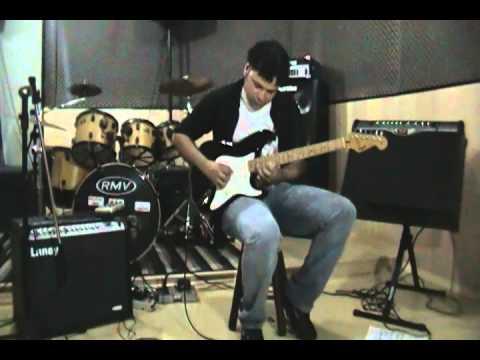 DAYDREAM - VINNIE MOORE  BY RICARDO MIRANDA